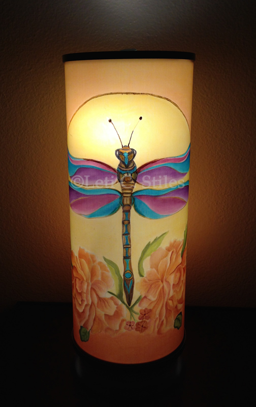 risingSun-dragonfly