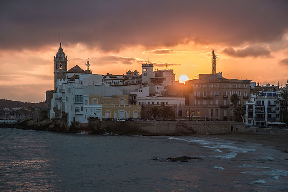 Sunset view in Sitges, Spain.jpg