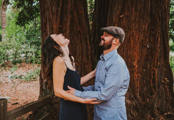 Stephanie and Matt Engagement