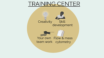 Training in mass and flow cytometry analysis