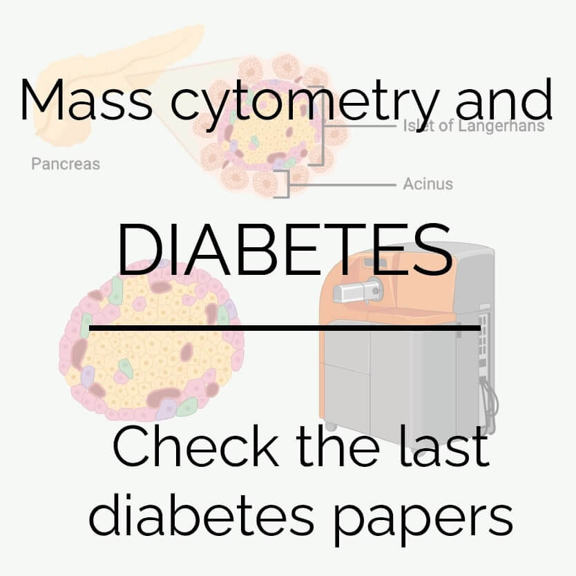 Diabetes and CyTOF