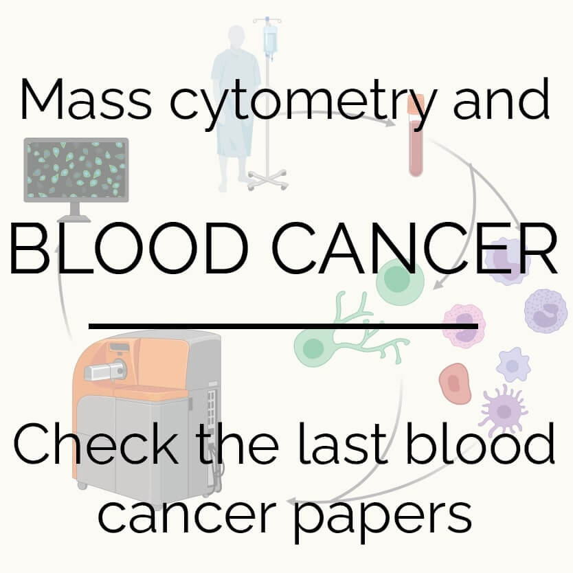 Hematology and mass cytometry papers