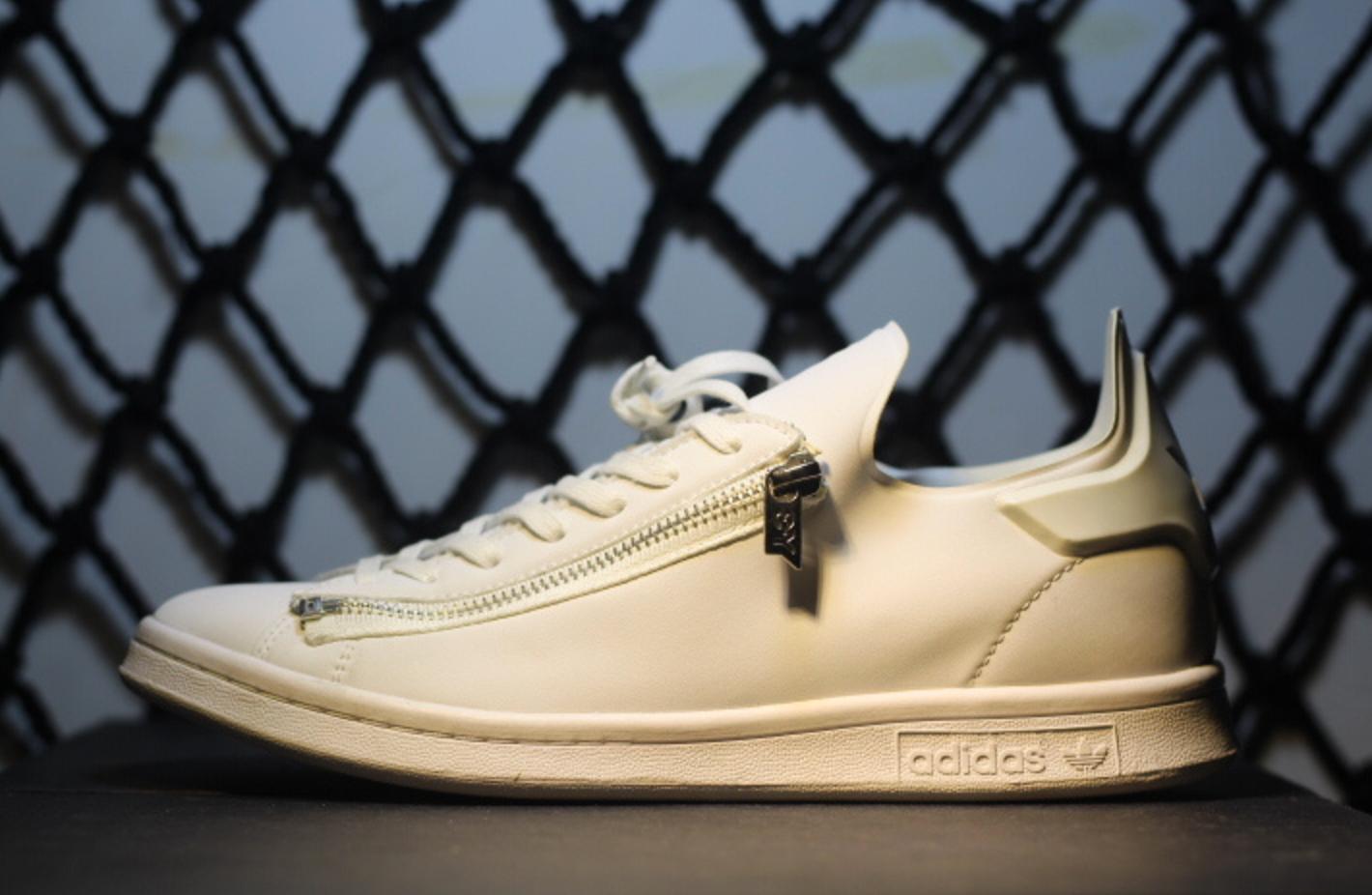 first rate 97548 8ec12 Adidas Y-3 Y3 Stan Smith