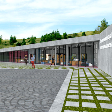 Central Balkan National Park Information centre competition