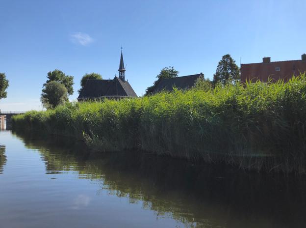 Kerk Spaarndam