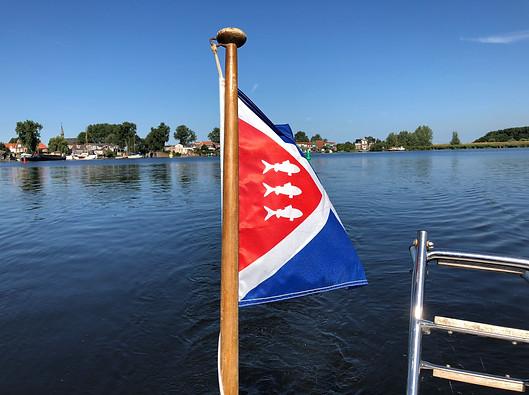 Vlag van Mr. Cornelis