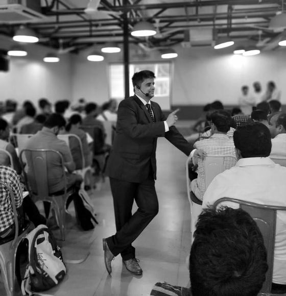 Saurabh bhandari Business Coach & Consul