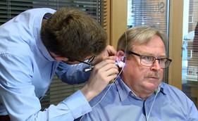 Echte Hörqualität erfordert perfekte Einstellung und Messung vor dem Trommelfell
