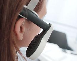 Hörsysteme sind nahezu unsichtbar und da