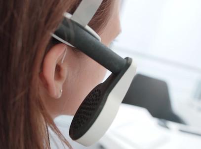 Hörsysteme sind nahezu unsichtbar und dank Skalierverfahren in allen Situationen automatisch