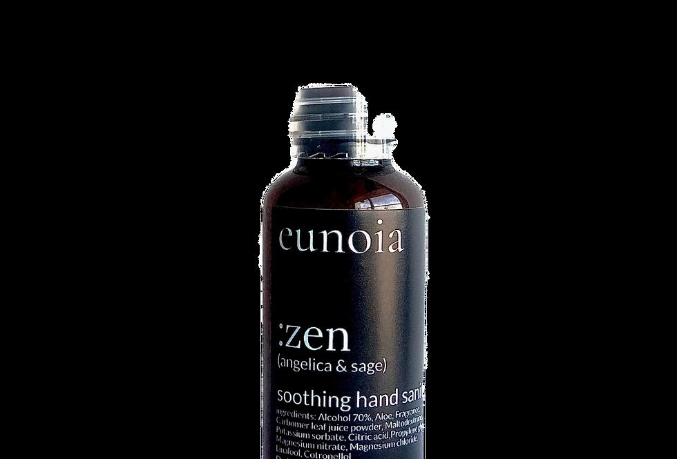 Zen Antibacterial Hand Sanitiser 30ml