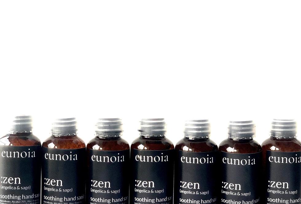 Set of 3 30ml Zen Hand Sanitisers