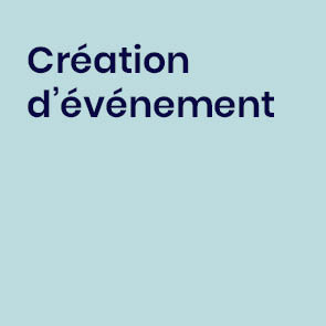 Creation evenement