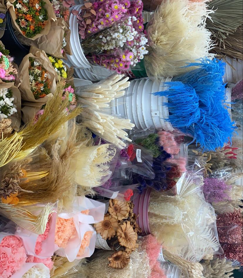LA Flower Market fluff