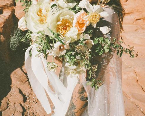 Cecilia's bouquet