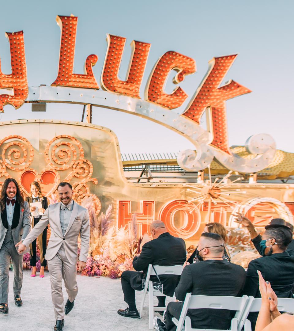 Photos by Ashley Marie Meyers Neon Museum Las Vegas