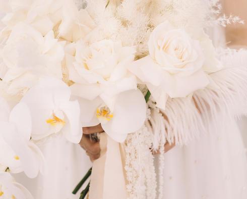CJ's Bridal Bouquet