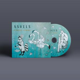 Ashels   Circus Terra (CD)