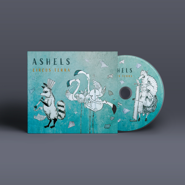 Ashels | Circus Terra (CD)