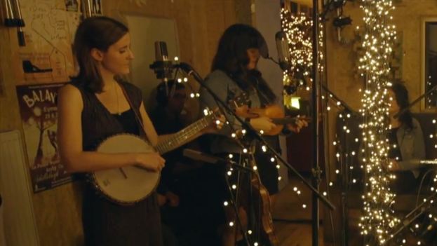 Session #2 - Laura Cortese & the dance cards
