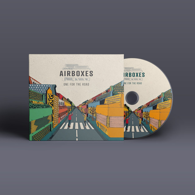 Airboxes | One For The Road (CD)