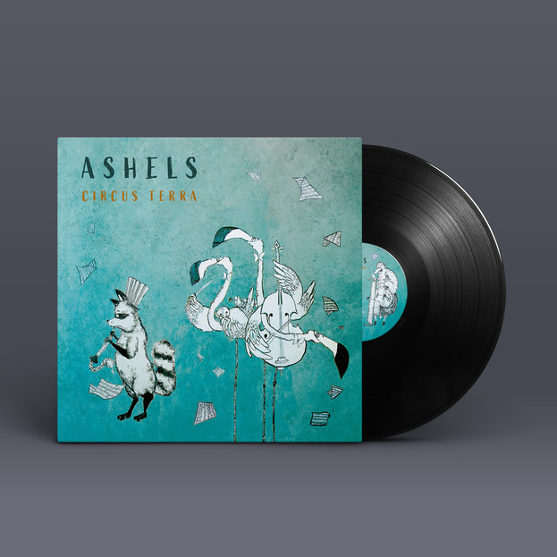 Ashels | Circus Terra (LP)