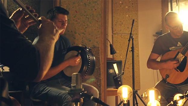 Hot Griselda - Live at Studio Trad