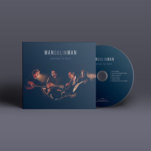Mandolinman | Unfolding The Roots