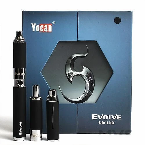 Yocan Evolve 3 in 1 Vaporizer Kit