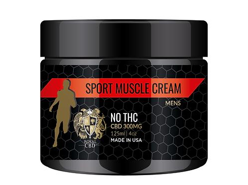 R.A. Royal's Men's Sport Muscle Cream