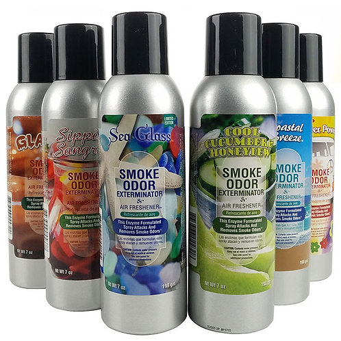 Smoke Odor Air Freshener Spray 7oz