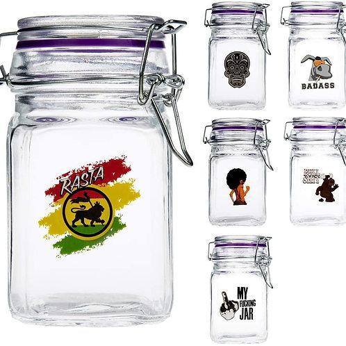 Juicy Jar Large Glass Storage Jar