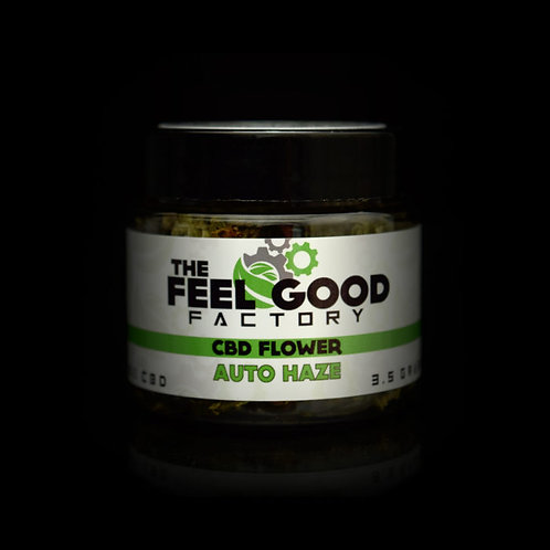The Feel Good Factory Flower CBD