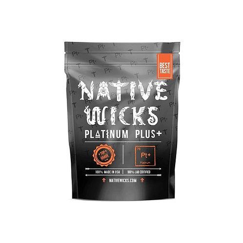 Native Wicks Platinum Plus+