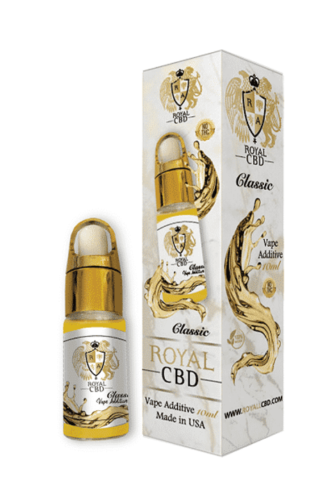 Royal CBD Vape Additive (Unflavored)