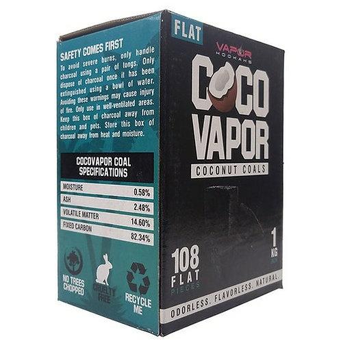 Coco Vapor 1 Kilo Flats - 108CT