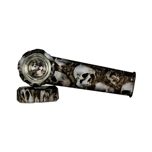 Hydro-Dipped Silicone Pipe