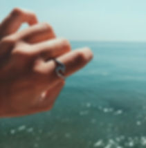 RIVEARTH wave ring