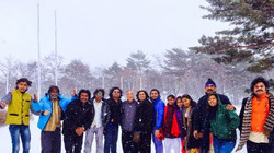 DHOAD Gypsies From Rajasthan , 26  cities of Japan Tour 2015 , Romafest Gypsy festival -Mr. Masunaga