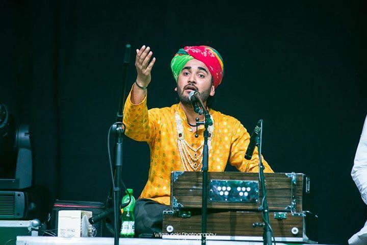 Sanjay Khan Dhoad Live Vocal