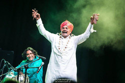 Dhoad in Live Poland
