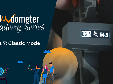 5 reasons to use Classic Mode on your BOWdometer!