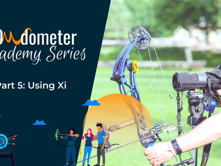 5 ways BOWdometer's Xi can help you take your archery skills to the next level!