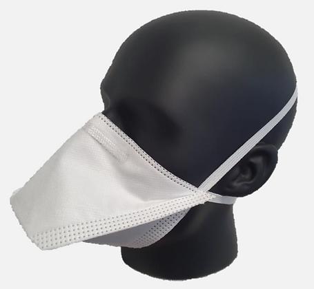 Dust Mask FFP2 Non Valved Flat Fold
