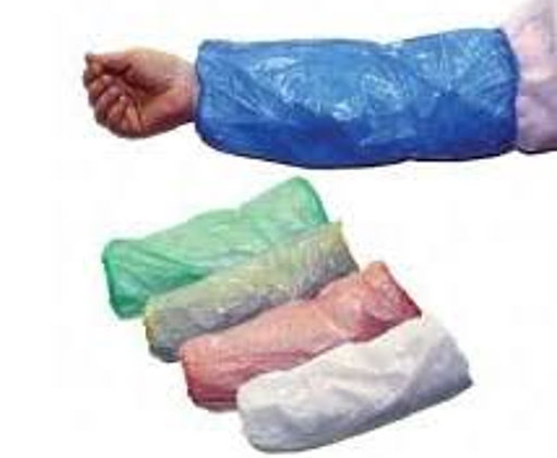 Plastic Sleeve Protector Pkt 100