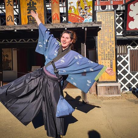Roupas Tradicionais Japonesas