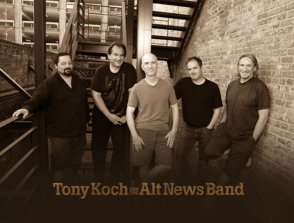 Tony Koch and the AltNews Band