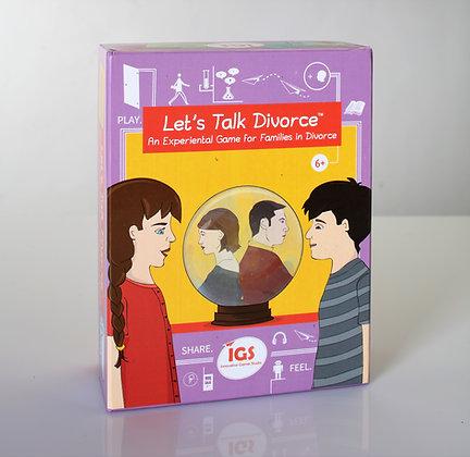 let's talk divorce