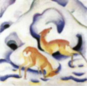franz marc deer in snow.jpg
