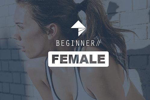 Female Beginner